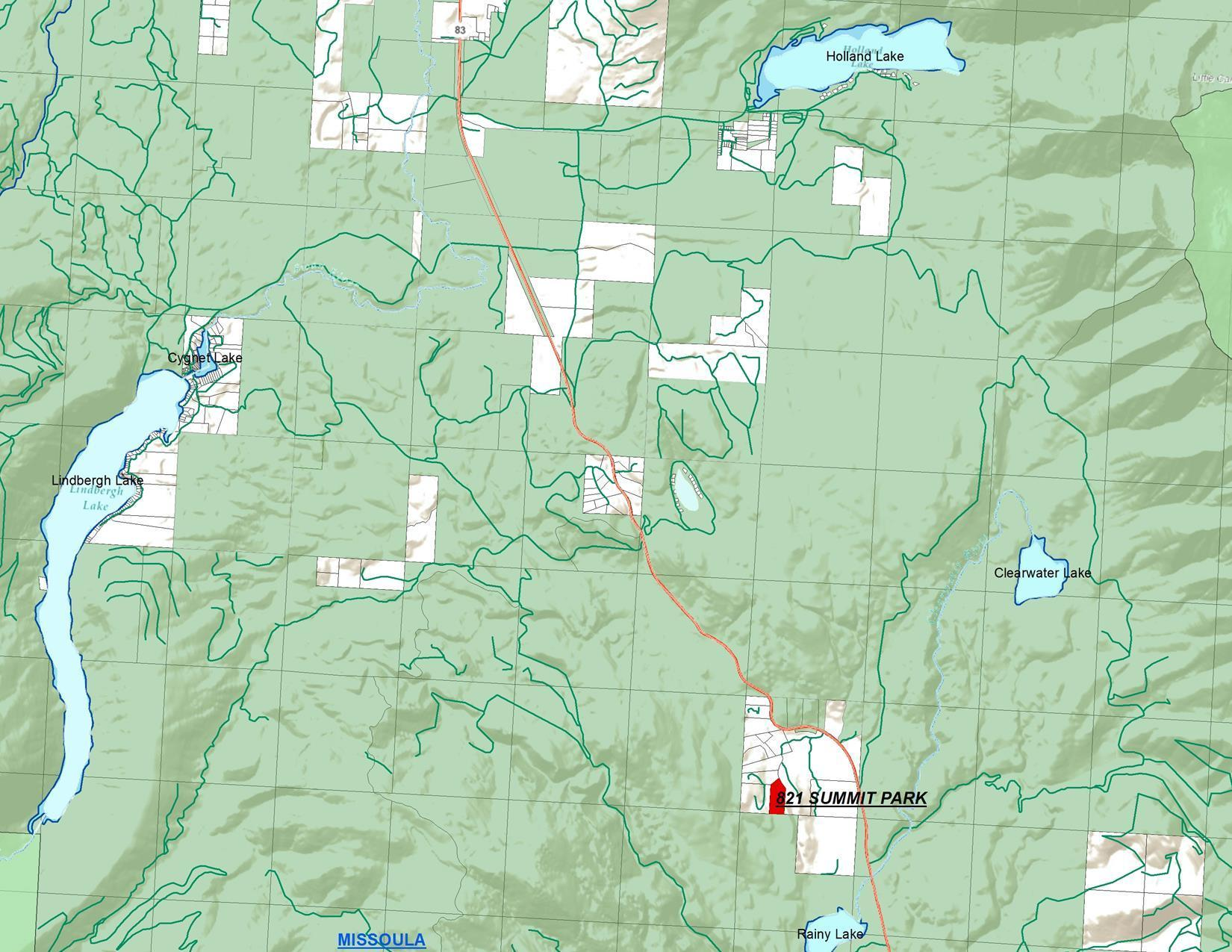 Swan Valley Montana Map.821 Summit Park Condon Mt 59826 Mls 21809761 Condon Real Estate