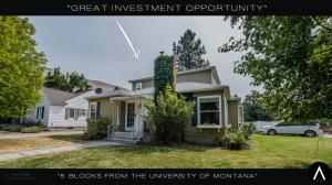 601 North Avenue East, Missoula, MT 59801