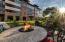 Backyard for summer entertaining or socializing