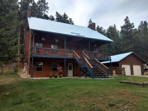 405 Redtail Hawk Lane, Stevensville, MT 59870