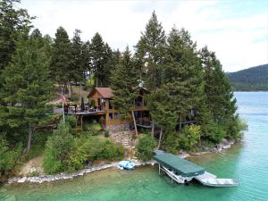3995 Ashley Lake Road, Kalispell, MT 59901