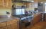 Kitchen for the discerning buyer with custom features and quality cabinets