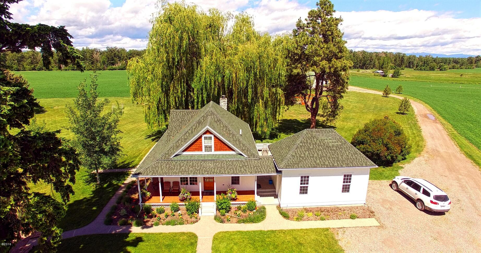 1512 Steel Bridge Road, Kalispell, 59901, MLS # 21902270 | Berkshire  Hathaway HomeServices Montana Properties