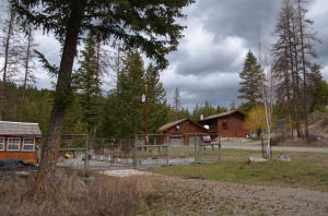 5941 Pinkham Creek Road, Rexford, MT 59930