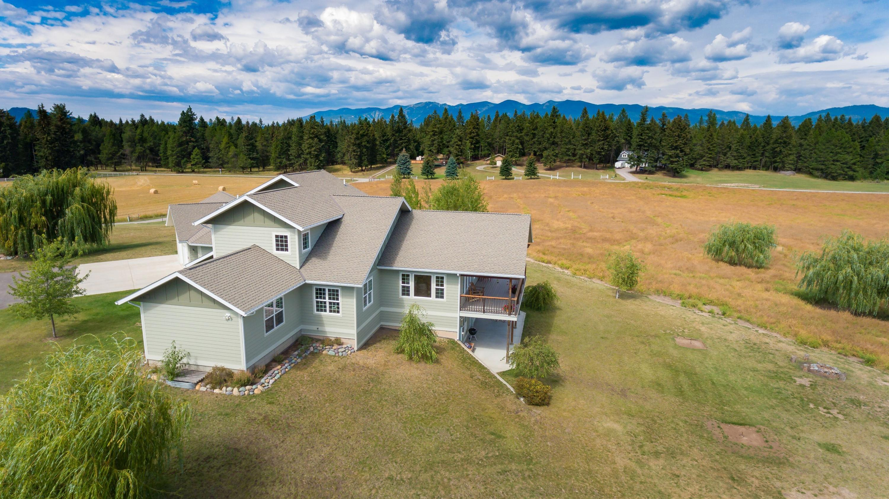 280 Barnes Lane, Columbia Falls, MT 59912, MLS # 21905882 | Berkshire  Hathaway HomeServices Montana Properties