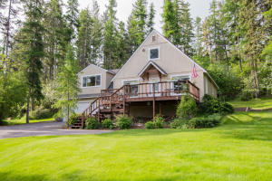 268 Blacktail Road, Lakeside, MT 59922