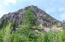 Cindarella Mountain behind property