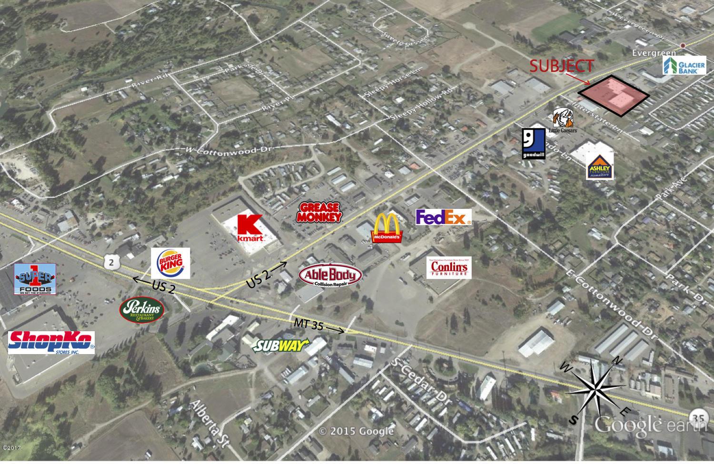 2165 Highway 2 East, #A, Kalispell, 59901, MLS # 21908717   Berkshire  Hathaway HomeServices Montana Properties