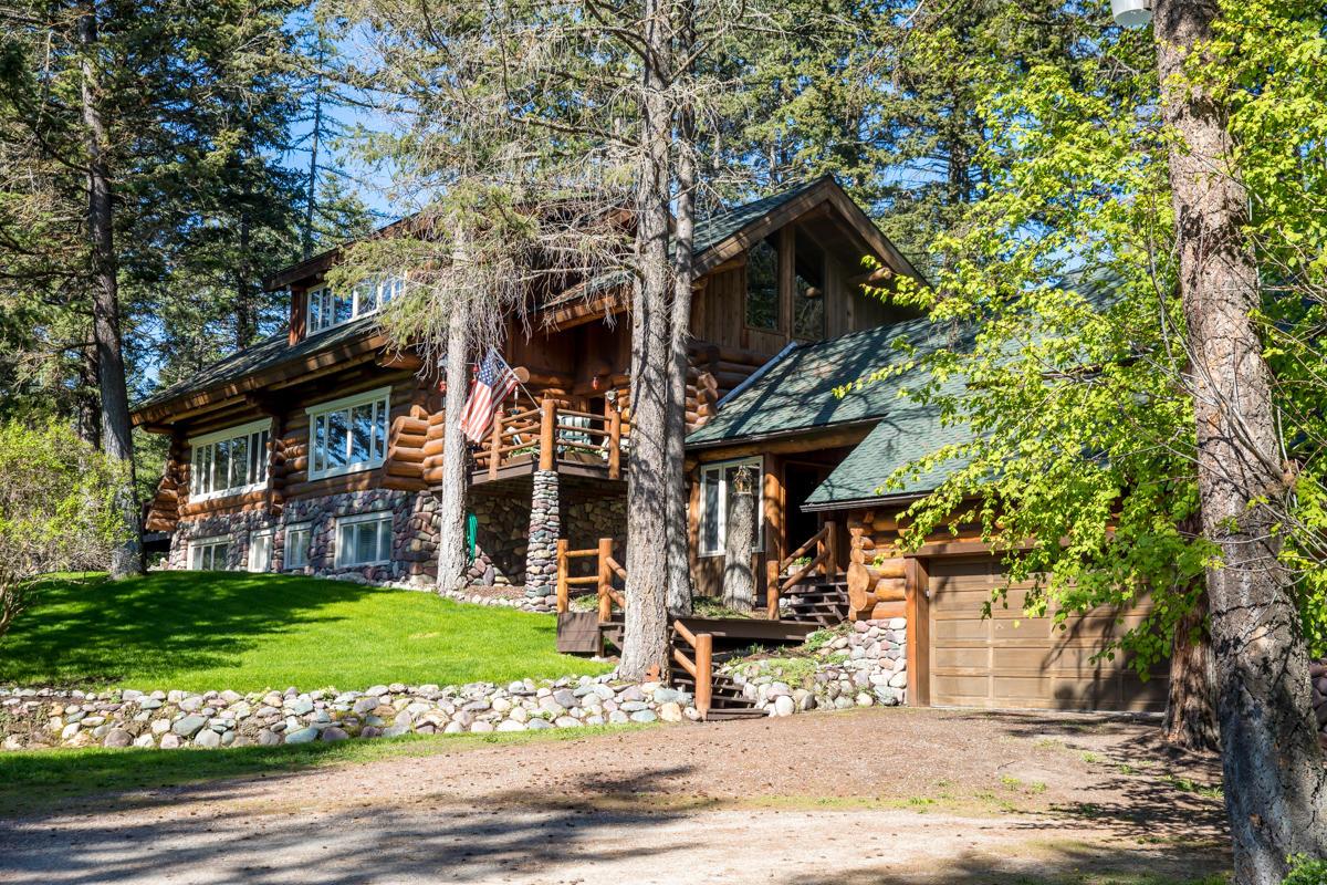 2100 Four Mile Drive, Kalispell, 59901, MLS # 21909535 | Berkshire Hathaway  HomeServices Montana Properties