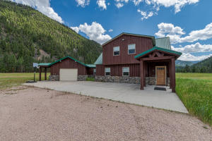 931 Rock Creek Road, 10.014 Acres, Clinton, MT 59825