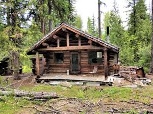 Primary Miners cabin