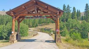 Ridge Above Rock Creek Entrance