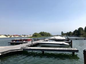 Montana with a Slip, Private Boat Slip with on Flathead Lake