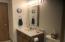 Main floor bath/laundry