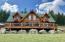 Massive Log Cabin