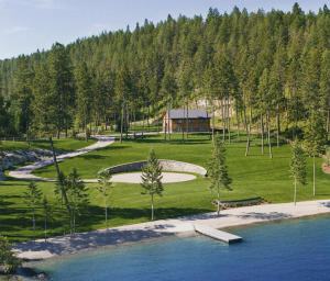741 Angel Point Road, Lakeside, MT 59922