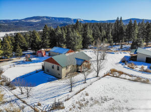 2140 Blaine Road, Potomac, MT 59823