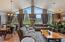Great Room, living / dining
