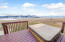 Rear deck w/hot tub view facing west