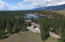 Home on 20 acres with Lake Frontage