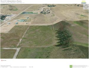 3D View Of Parcel D Independence Prairie