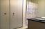 Guest Bedroom Suite Bathroom with Washer/Dryer Closet