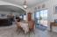 Open Floor Plan, View from Kitchen