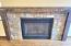 """Custom engraved mantle. """"MONTANA...THE LAST BEST PLACE"""""""
