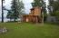 Sleeping cabin & treehouse
