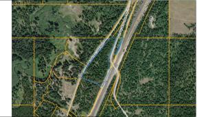 Close proximity to Canada and within an hour of Whitefish Mountain Resort
