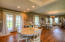 Open Kitchen, Dinning and Outdoor flow