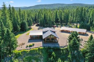 7428 Fortine Creek Road, Trego, MT 59934