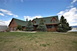 24 North Rainbow Point Road, McAllister, MT 59740