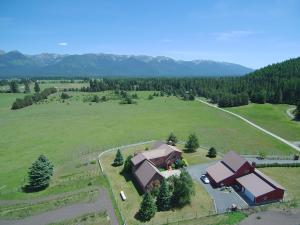 345 Rocky Woods Lane, Bigfork, MT 59911