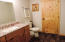 Bathroom/Lower level.