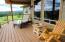 Deck view/Main level.