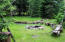 Fire Pit with benches/Sinclair Creek.