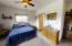 Master bedroom/Main level.