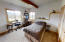 Bedroom/Lower level.
