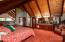 HUGE space in Master Bedroom