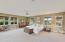 Large open third bedroom
