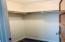 Upstairs bedroom #2 closet