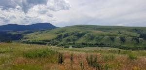 5.10 acre lot with a view!