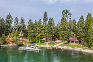 1034/1028 Angel Point Road, Lakeside, MT 59922