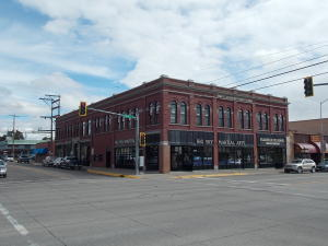 The Whipps Building Main Street View