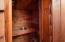 master bath sauna