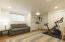 lower floor den/bedroom/office (access to apartment and wine cellar through this room)