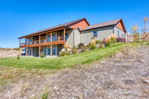 928 Corvallis Hills Drive, Corvallis, MT 59828