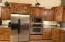 Custom Natural Cherry Cabinets, eye pleasing placement: Beautiful