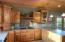 Wonderful Work Space, ample storage. Recessed lighting.
